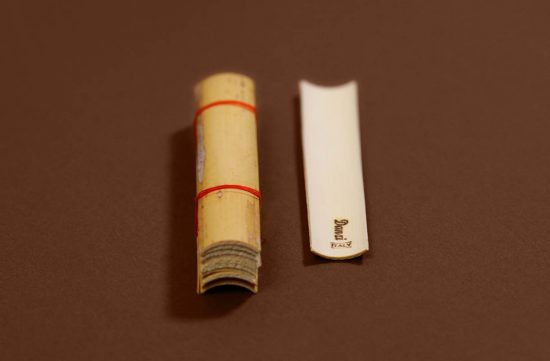 Canne per Fagotto Sgorbiate – Medium/Hard – Spessore 38/40 - Gouged Canes, for Bassoons – Medium/Hard – 38/40 thick